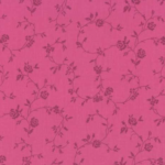 "BD-42250-101 Hot Pink Climbing Rose 108"" Quilt Backing"