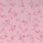"BD-42250-100 Pink Climbing Rose 108"" Wide Quilt Backing"
