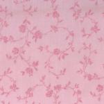 "BD-42250-100 Pink Climbing Rose 108"" Wide Quilt Backing"