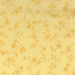 "BD-42250-500 Yellow Climbing Rose 108"" Wide Quilt Backing"