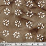 WQB-18 Brown Batik
