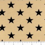 Choice Fabrics BD-49189-A04 Navy Stars Quilt Backing