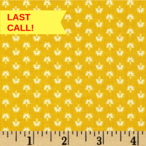 56992-H210718 Gold Ditsy