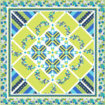 Mediterranean Dream Quilt Kit