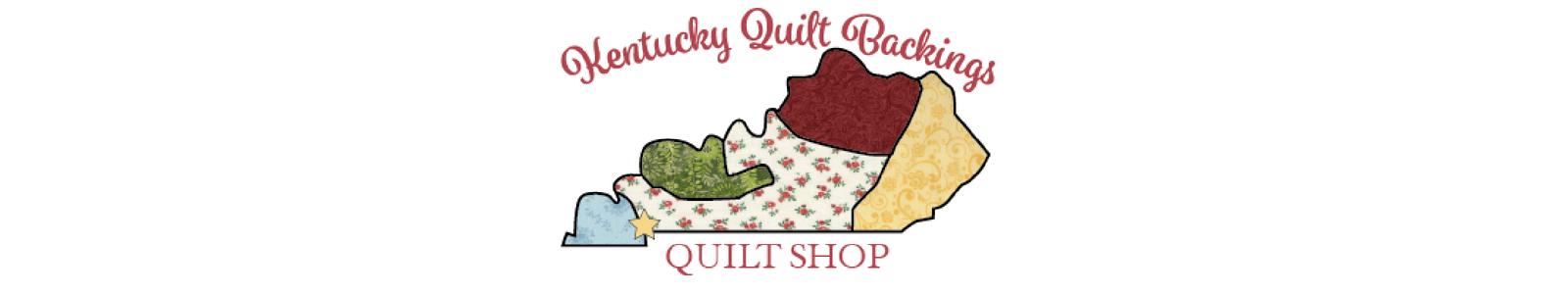 Kentucky Quilt Backings