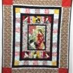 Geisha's Garden Quilt Kit
