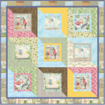 The Adventurers Quilt Kit