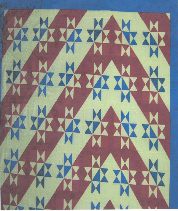 Cross and Crown Quilt Kit