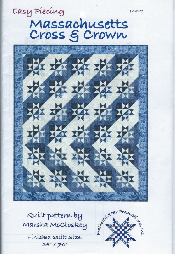 Cross and Crown kit pattern
