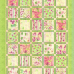 Pretty Face Pink Quilt Kit
